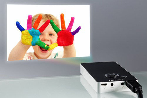HDMI Phone Projector