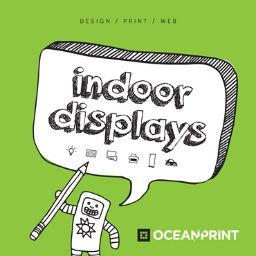 Ocean Print Indoor Brochure