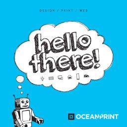 Ocean Print Brochure