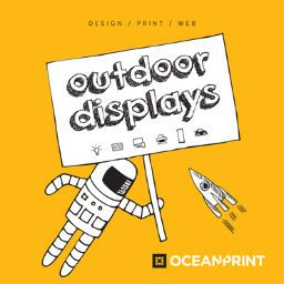 Ocean Print Outdoor Brochure